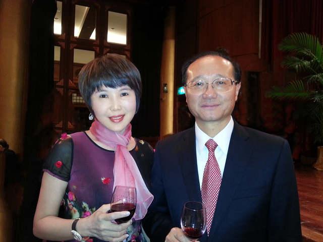 2013年國家旅遊局邵瑋琪局長